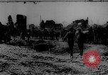 Image of Canadian troops West Flanders Belgium, 1917, second 2 stock footage video 65675044479