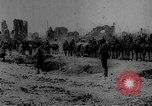 Image of Canadian troops West Flanders Belgium, 1917, second 6 stock footage video 65675044479