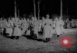 Image of German Kaiser Wilhelm II greets troops Europe, 1917, second 2 stock footage video 65675044483
