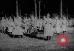 Image of German Kaiser Wilhelm II greets troops Europe, 1917, second 3 stock footage video 65675044483
