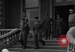 Image of Dwight D Eisenhower Verviers Belgium, 1944, second 12 stock footage video 65675044493