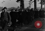 Image of Belgian civilians Belgium, 1944, second 6 stock footage video 65675044505