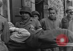Image of German Lieutenant Colonel Baron Friedrich August von der Heydte  Monschau Germany, 1944, second 9 stock footage video 65675044509