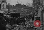 Image of V-2 rocket strike in Antwerp Belgium, 1944, second 2 stock footage video 65675044522