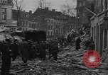 Image of V-2 rocket strike in Antwerp Belgium, 1944, second 3 stock footage video 65675044522