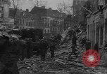 Image of V-2 rocket strike in Antwerp Belgium, 1944, second 5 stock footage video 65675044522