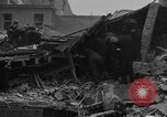 Image of V-2 rocket strike in Antwerp Belgium, 1944, second 8 stock footage video 65675044522