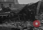 Image of V-2 rocket strike in Antwerp Belgium, 1944, second 9 stock footage video 65675044522