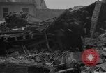 Image of V-2 rocket strike in Antwerp Belgium, 1944, second 11 stock footage video 65675044522