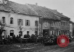 Image of Army M3 Half Track towing a field piece Belgium, 1944, second 1 stock footage video 65675044523