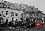 Image of Army M3 Half Track towing a field piece Belgium, 1944, second 3 stock footage video 65675044523