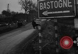 Image of Allied troops Bastogne Belgium, 1945, second 5 stock footage video 65675044527