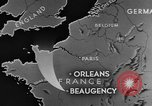 Image of German surrender Beaugency France, 1944, second 8 stock footage video 65675044538