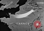 Image of American 1st Army Roetgen Germany, 1944, second 6 stock footage video 65675044542