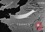Image of American 1st Army Roetgen Germany, 1944, second 9 stock footage video 65675044542