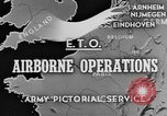 Image of 82nd Airborne Division Netherlands, 1944, second 7 stock footage video 65675044543