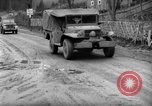 Image of First United States Army advance from Hurtgen Forest to Duren Germany, 1944, second 3 stock footage video 65675044556