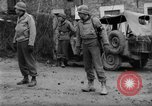 Image of First United States Army advance from Hurtgen Forest to Duren Germany, 1944, second 4 stock footage video 65675044556