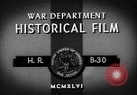 Image of American 1st Army Aachen Germany, 1944, second 3 stock footage video 65675044563