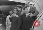 Image of Rumanian prisoners New York United States USA, 1954, second 11 stock footage video 65675044575