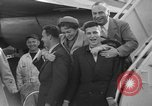Image of Rumanian prisoners New York United States USA, 1954, second 12 stock footage video 65675044575