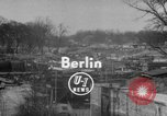 Image of cold war victims Berlin Germany, 1954, second 4 stock footage video 65675044578