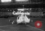 Image of pogo stick plane California United States USA, 1954, second 4 stock footage video 65675044584