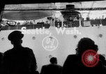 Image of sea otters Seattle Washington USA, 1954, second 1 stock footage video 65675044586