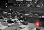 Image of war crimes trials Tokyo Japan, 1948, second 8 stock footage video 65675044598