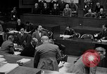 Image of war crimes trials Tokyo Japan, 1948, second 9 stock footage video 65675044598