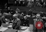 Image of war crimes trials Tokyo Japan, 1948, second 10 stock footage video 65675044598