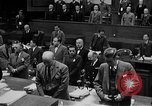 Image of war crimes trials Tokyo Japan, 1948, second 11 stock footage video 65675044598