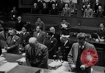 Image of war crimes trials Tokyo Japan, 1948, second 12 stock footage video 65675044598