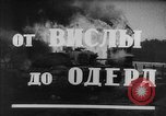 Image of Red Army Poland, 1945, second 7 stock footage video 65675044602
