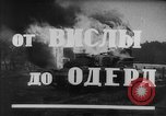 Image of Red Army Poland, 1945, second 8 stock footage video 65675044602