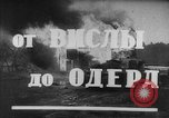 Image of Red Army Poland, 1945, second 9 stock footage video 65675044602