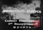 Image of Red Army Poland, 1945, second 11 stock footage video 65675044602