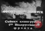 Image of Red Army Poland, 1945, second 12 stock footage video 65675044602