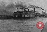 Image of President  and Mrs. Herbert Hoover aboard U.S. Greenbrier steam ship Saint Louis Missouri USA, 1929, second 1 stock footage video 65675044613