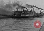Image of President  and Mrs. Herbert Hoover aboard U.S. Greenbrier steam ship Saint Louis Missouri USA, 1929, second 2 stock footage video 65675044613