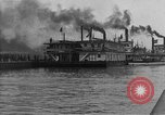 Image of President  and Mrs. Herbert Hoover aboard U.S. Greenbrier steam ship Saint Louis Missouri USA, 1929, second 6 stock footage video 65675044613