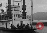 Image of President  and Mrs. Herbert Hoover aboard U.S. Greenbrier steam ship Saint Louis Missouri USA, 1929, second 7 stock footage video 65675044613
