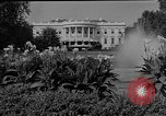 Image of President Herbert Hoover Washington DC USA, 1930, second 2 stock footage video 65675044617