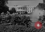 Image of President Herbert Hoover Washington DC USA, 1930, second 4 stock footage video 65675044617