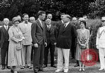 Image of President Herbert Hoover Washington DC USA, 1930, second 8 stock footage video 65675044617