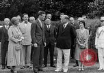 Image of President Herbert Hoover Washington DC USA, 1930, second 10 stock footage video 65675044617