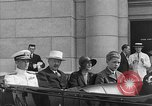 Image of President Herbert Hoover Washington DC USA, 1930, second 5 stock footage video 65675044618