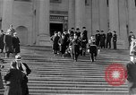 Image of President Herbert Hoover Washington DC USA, 1931, second 9 stock footage video 65675044626