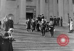 Image of President Herbert Hoover Washington DC USA, 1931, second 11 stock footage video 65675044626