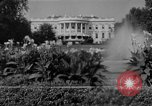 Image of President Herbert Hoover Washington DC USA, 1930, second 3 stock footage video 65675044628